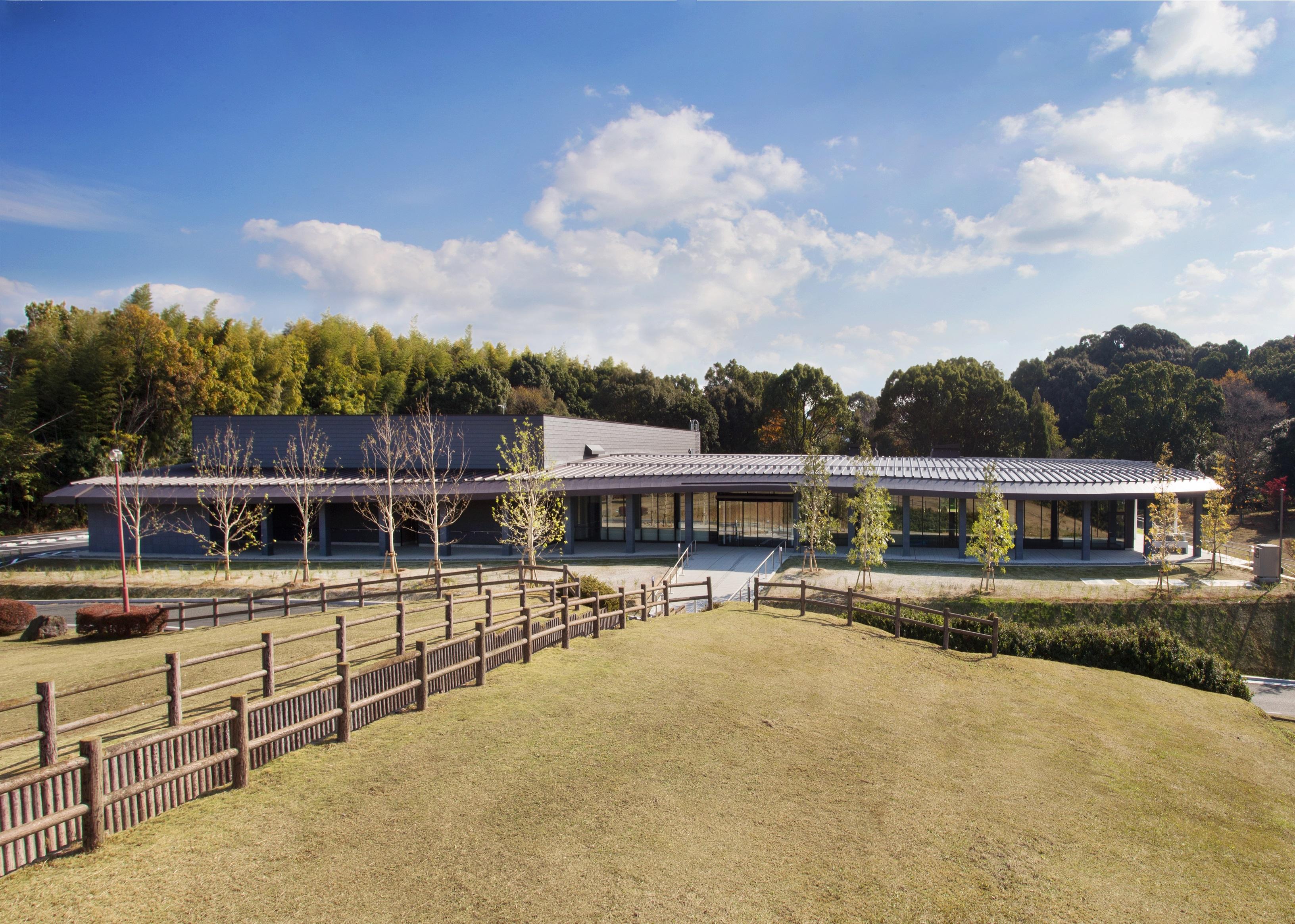 岩戸山歴史資料館